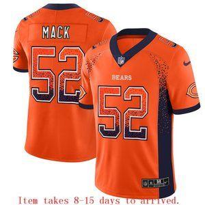 Chicago Bears Khalil Mack Drift Jersey